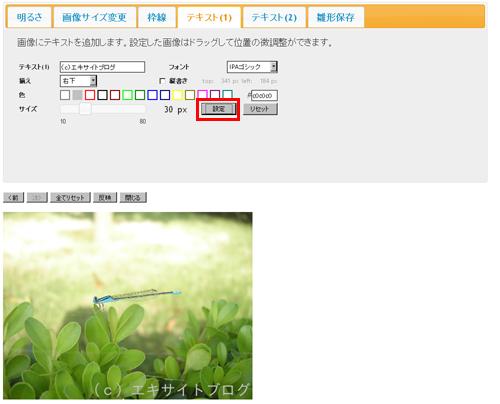 <アドバンスユーザ対象>画像編集機能をリリースしました_a0029090_2041485.jpg