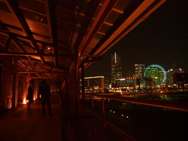 横浜の風景 赤レンガ倉庫_f0024992_9212213.jpg