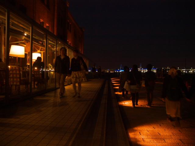 横浜の風景 赤レンガ倉庫_f0024992_9231972.jpg