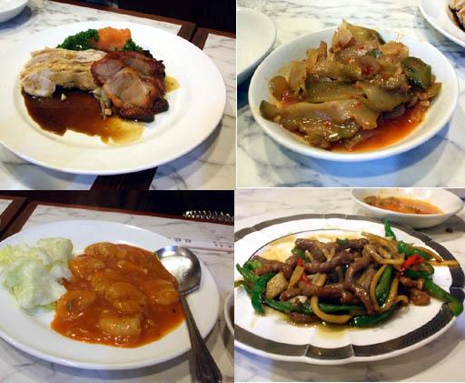 横浜中華街 麒麟閣(きりんかく)の料理 プチ旅3_f0019498_18273526.jpg