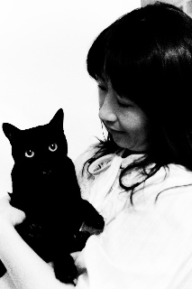 おしゃべり猫 のぇる編。_a0143140_22232478.jpg