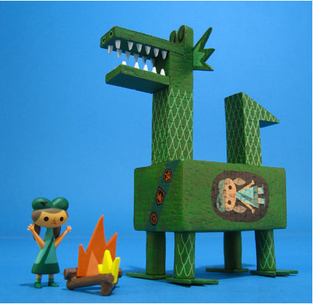 Dragon Scout by Amanda Visell_e0118156_21245397.jpg