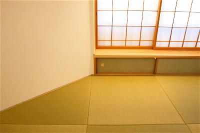 「国分寺の家」 2階、東南角の和室_f0230666_1326214.jpg