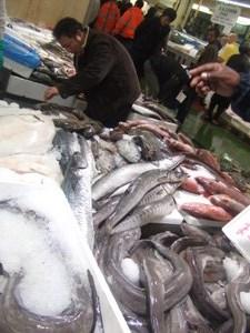 ロンドンの築地市場Billingsgate Fish Marketへ!しかし・・・_e0030586_23263089.jpg