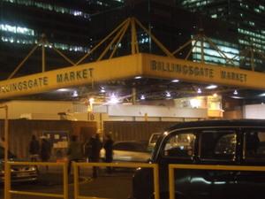 ロンドンの築地市場Billingsgate Fish Marketへ!しかし・・・_e0030586_23282070.jpg