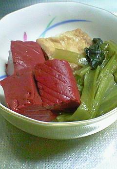 鰻玉丼♪_f0116812_8353059.jpg