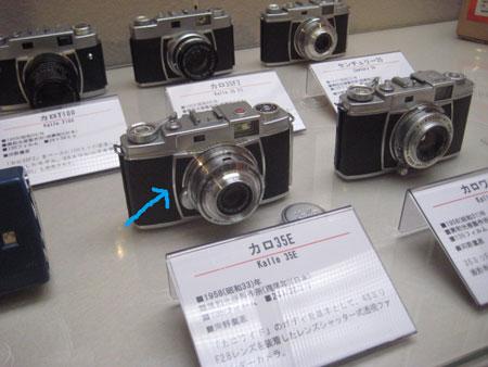 ラジオ付カメラ「ラメラ」に再会〜日本カメラ博物館にて〜_f0171840_15514730.jpg