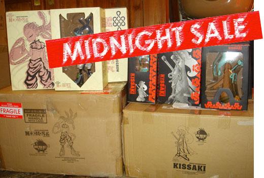 恒例、土曜深夜のミッドナイトセールは。_a0077842_10454410.jpg