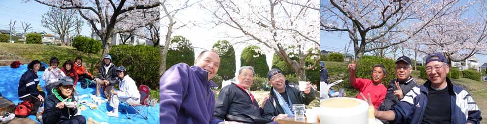 油山恒例 花見の宴 2010_c0067645_1691121.jpg