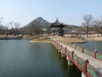 2日目午後 景福宮(キョンボックン)_f0019247_031092.jpg