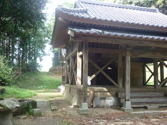 雨上がりの夜須町。ふたたび「宝満宮」へ。_e0188087_23263518.jpg