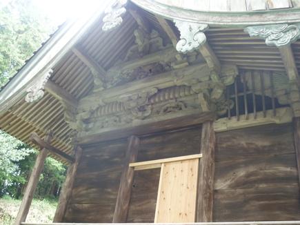 雨上がりの夜須町。ふたたび「宝満宮」へ。_e0188087_23347100.jpg