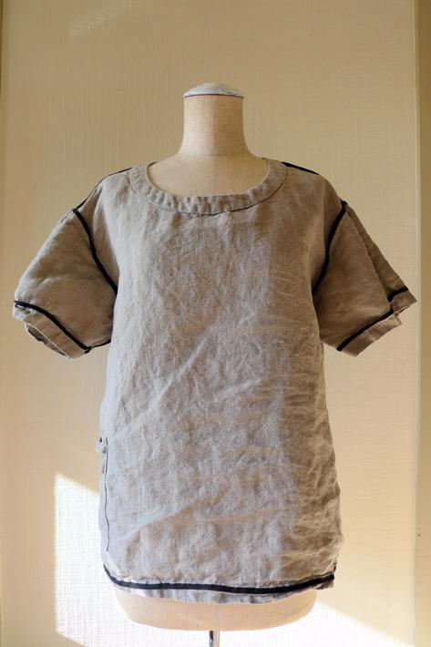 Reversible Linen T-shirt_f0170995_13335161.jpg