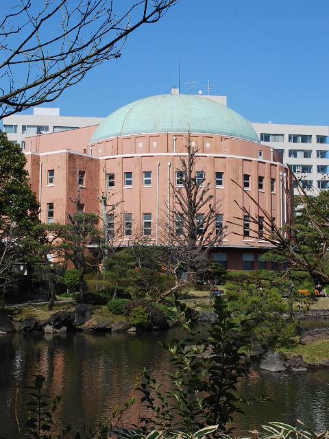 東京墨田区の両国公会堂(大正モダン建築探訪)_f0142606_7411563.jpg