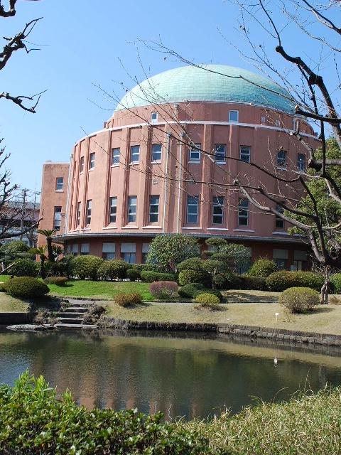 東京墨田区の両国公会堂(大正モダン建築探訪)_f0142606_7472394.jpg