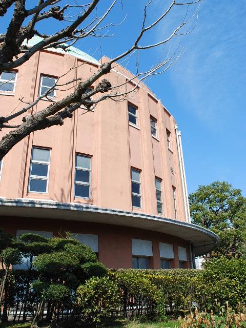 東京墨田区の両国公会堂(大正モダン建築探訪)_f0142606_751185.jpg