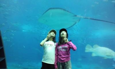 ★家族旅行★in沖縄 №1_d0082356_1645045.jpg