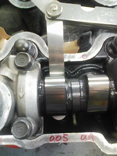 CB750Fcエンジンオーバーホール その4_a0163159_23214777.jpg