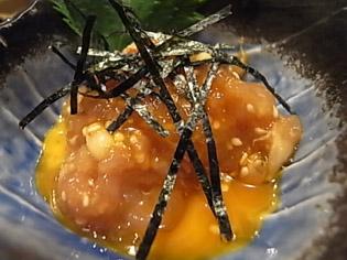 宮崎地鶏と美味しいお魚料理の店「海(kai)」@大森_b0051666_11185398.jpg