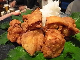 宮崎地鶏と美味しいお魚料理の店「海(kai)」@大森_b0051666_1119375.jpg
