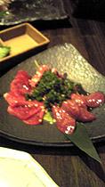 宮崎地鶏と美味しいお魚料理の店「海(kai)」@大森_b0051666_11194081.jpg