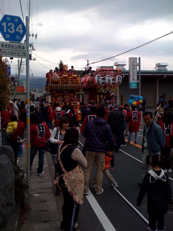 お祭り終了〜_b0188106_1652766.jpg