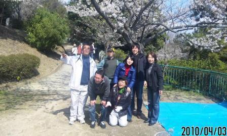 お花見_e0166762_759354.jpg