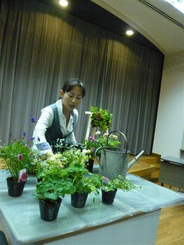 サンフラワーオープンガーデン勉強会_b0137969_2217462.jpg