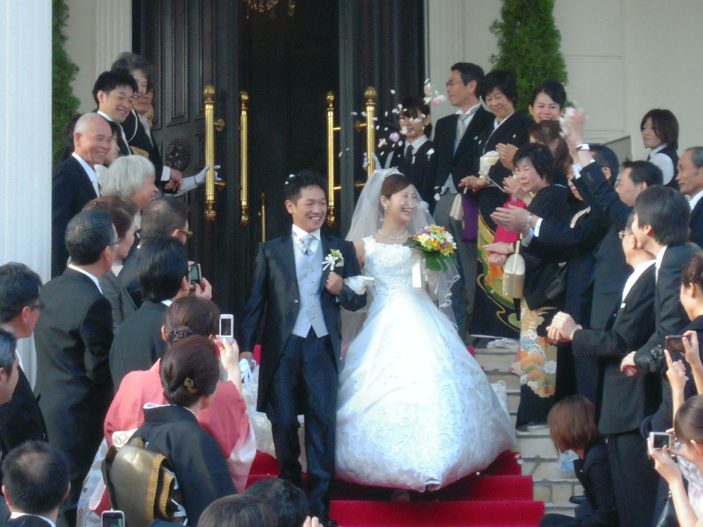HAPPY WEDDING!!_f0039672_17192042.jpg