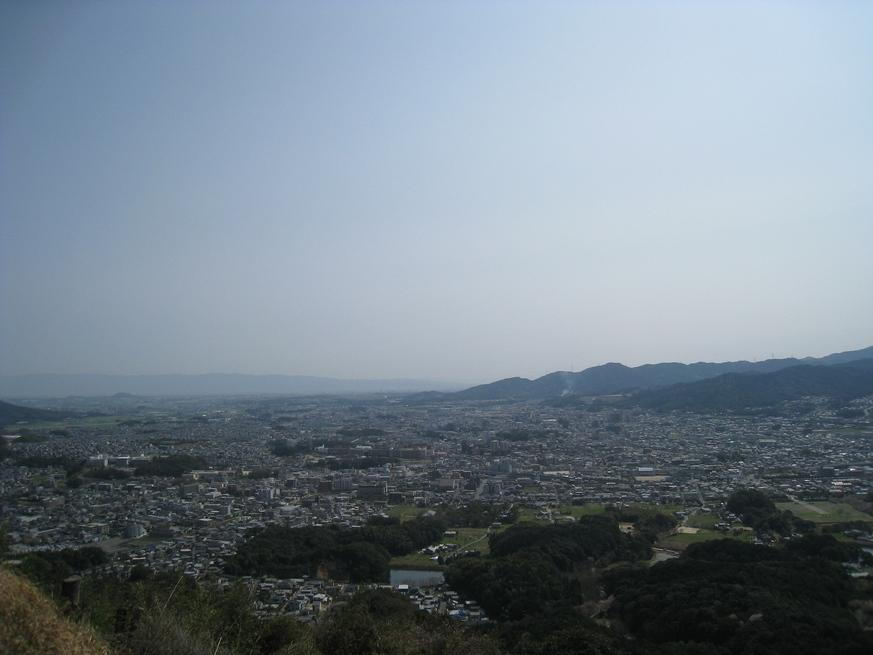四王寺山探検!_f0048597_22262963.jpg