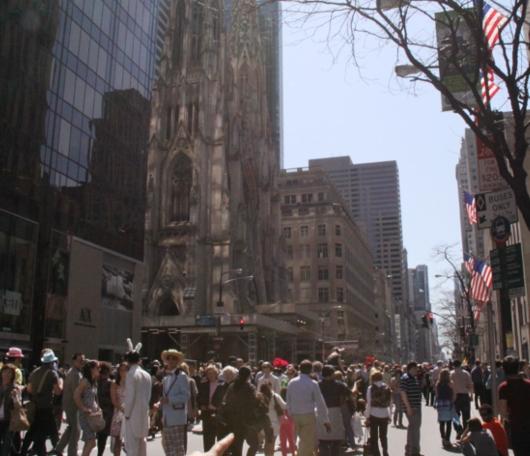 NYのイースター・パレード 2010_b0007805_11494059.jpg