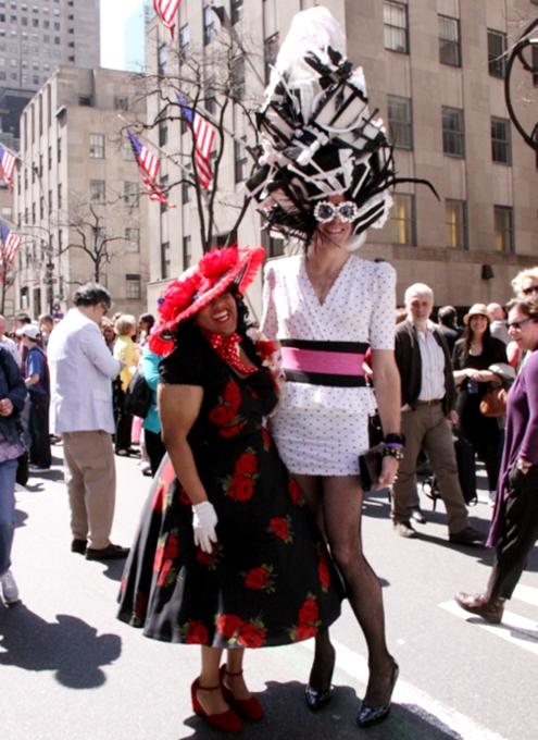 NYのイースター・パレード 2010_b0007805_11514948.jpg
