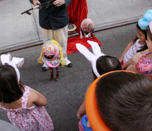 NYのイースター・パレード 2010_b0007805_1152186.jpg