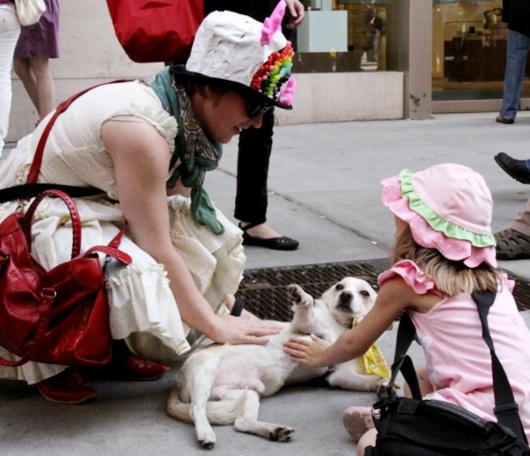 NYのイースター・パレード 2010_b0007805_11523790.jpg