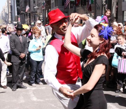 NYのイースター・パレード 2010_b0007805_11524768.jpg
