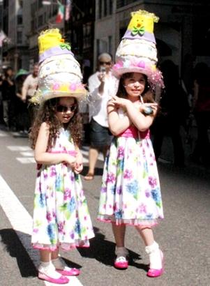 NYのイースター・パレード 2010_b0007805_11553289.jpg