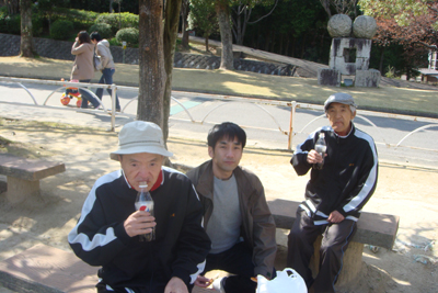 4/3松阪中部台公園でお花見!_a0154110_9215610.jpg