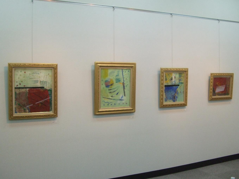 1253) 大通美術館 「第7回 カルチュレ 2010展(女性4人展)」 終了・3月30日(火)~4月4日(日)_f0126829_11542692.jpg