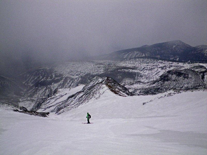 蔵王山(丸山沢) ~ 2010年4月3日_f0170180_3124982.jpg