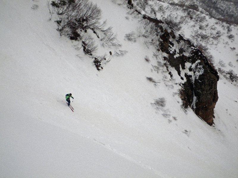 蔵王山(丸山沢) ~ 2010年4月3日_f0170180_3314533.jpg
