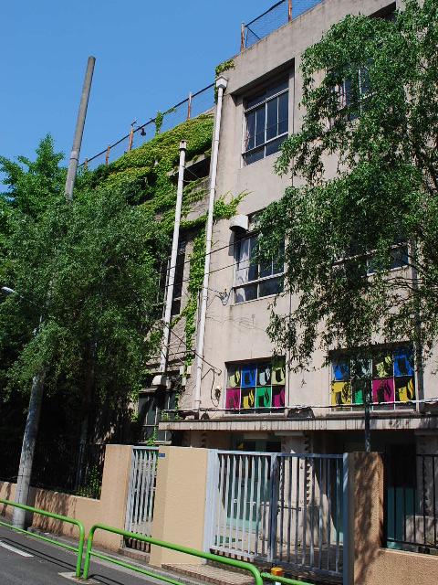 東京都台東区立旧下谷小学校(昭和モダン建築探訪)_f0142606_19102149.jpg