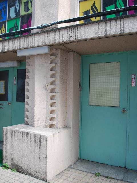 東京都台東区立旧下谷小学校(昭和モダン建築探訪)_f0142606_19261198.jpg