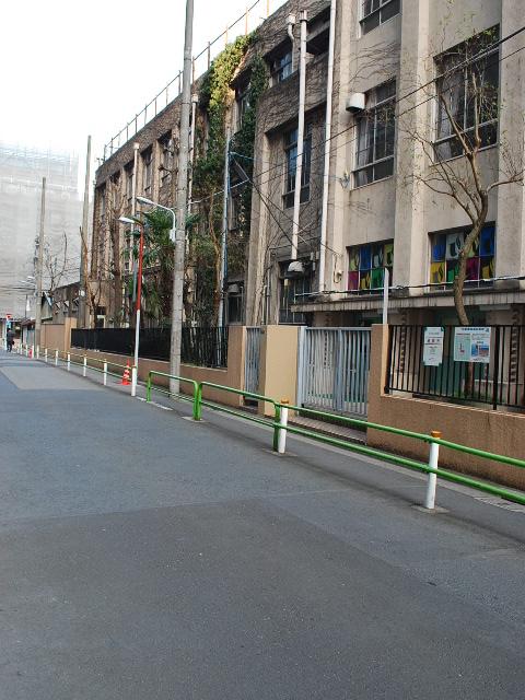 東京都台東区立旧下谷小学校(昭和モダン建築探訪)_f0142606_19284452.jpg