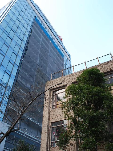 東京都台東区立旧下谷小学校(昭和モダン建築探訪)_f0142606_19361459.jpg