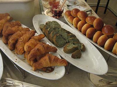 2010年2月 ナハテラス レストランファヌアンで朝食_a0055835_19394394.jpg