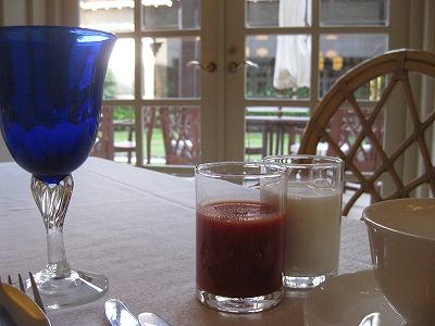 2010年2月 ナハテラス レストランファヌアンで朝食_a0055835_1940978.jpg