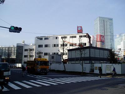 さよなら交通博物館 建物の解体状況(5)_f0030574_13172544.jpg
