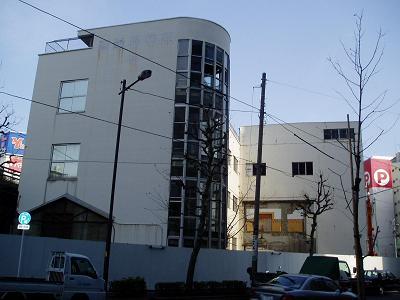 さよなら交通博物館 建物の解体状況(5)_f0030574_22215542.jpg