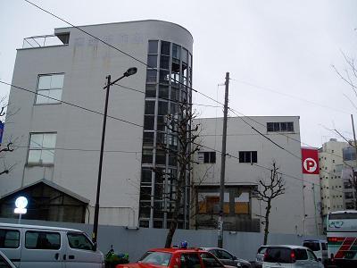 さよなら交通博物館 建物の解体状況(5)_f0030574_22221239.jpg