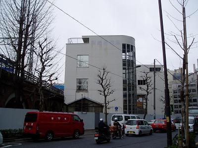 さよなら交通博物館 建物の解体状況(5)_f0030574_2222458.jpg